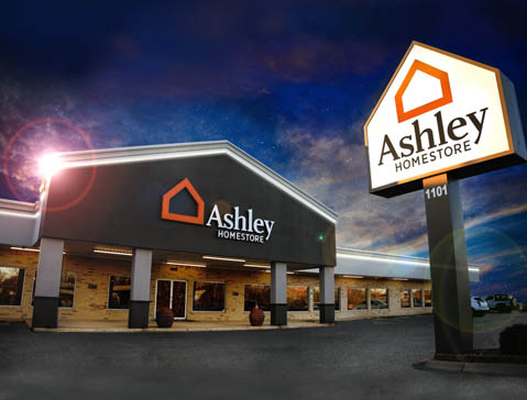 About Ashley HomeStore Killeen TX Furniture Store