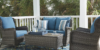Abbots Court 4 Piece Outdoor Seating Set 1