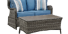 Abbots Court 4 Piece Outdoor Seating Set 2