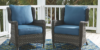Abbots Court 4 Piece Outdoor Seating Set 4
