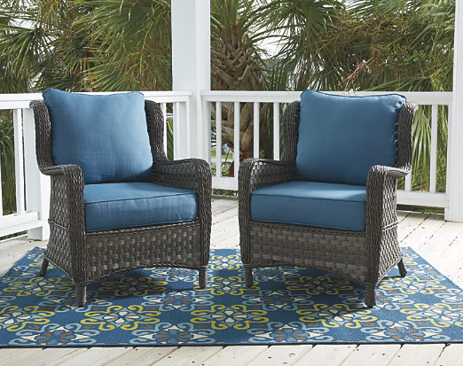 Abbots Court 4-Piece Outdoor Seating Set 4