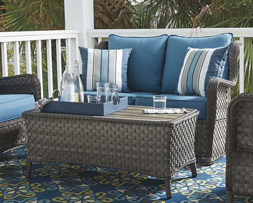Abbots Court 4-Piece Outdoor Seating Set 5