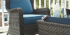Abbots Court 4 Piece Outdoor Seating Set 6