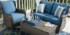 Abbots Court 4 Piece Outdoor Seating Set 7