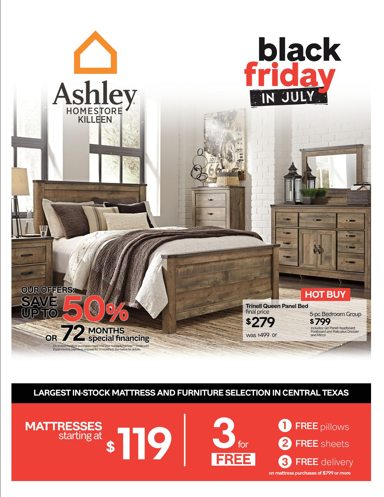 Ashley Homestore Furniture Specials Furniture Killeen Tx