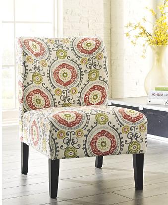 Honnally Accent Chair 1