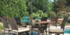 Moresdale 7 Piece Outdoor Rectangular Dining Set 3