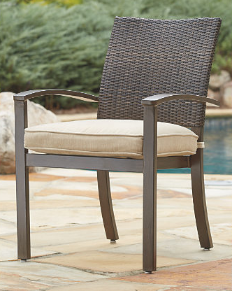 Moresdale Outdoor Dining Chair For Sale Ashley Homestore Killeen - Fort Hood