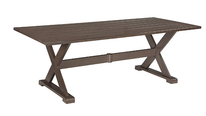 Moresdale Outdoor Dining Room Table For Sale Ashley Homestore Killeen - Fort Hood