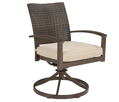 Moresdale Chair Outdoor Dining Set Ashley Homestore Killeen - Fort Hood