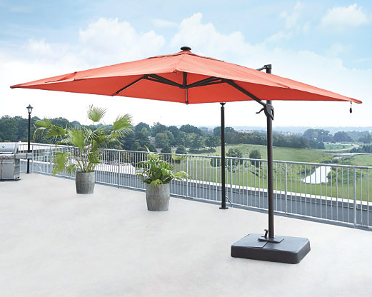 Oakengrove Patio Umbrella 1