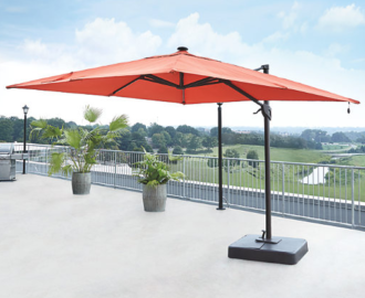 Oakengrove Patio Umbrella