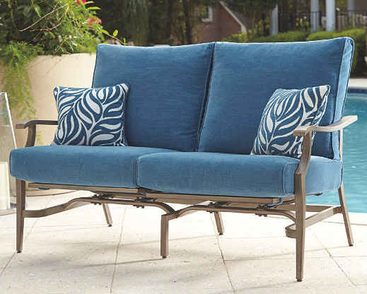 Partanna Motion Loveseat Set Of 2 For Sale Ashley Homestore Killeen - Fort Hood