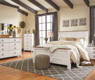 Willowton Bedroom Furniture Set Ashley Homestore Killeen - Fort Hood
