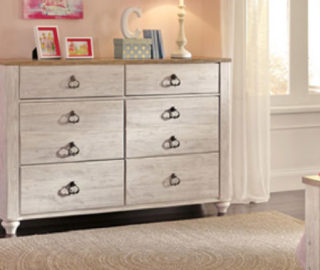 Willowton Dresser For Sale Ashley Homestore Killeen - Fort Hood