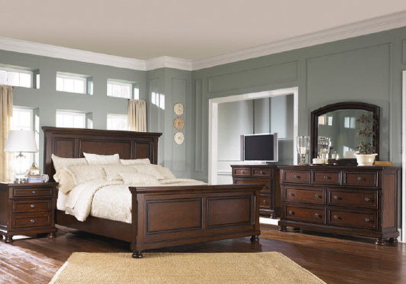 Porter Bedroom Furniture Available At Ashley Homestore Killeen - Fort Hood