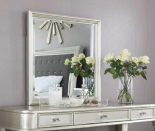 Coralayne Vanity Mirror For Sale At Ashley Homestore Killeen - Fort Hood