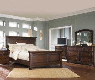 Porter Master Bedroom Furniture For Sale At Ashley Homestore Killeen - Fort Hood