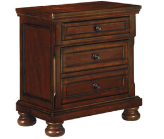 Porter Two-drawer Night Stand For Sale At Ashley Homestore Killeen - Fort Hood