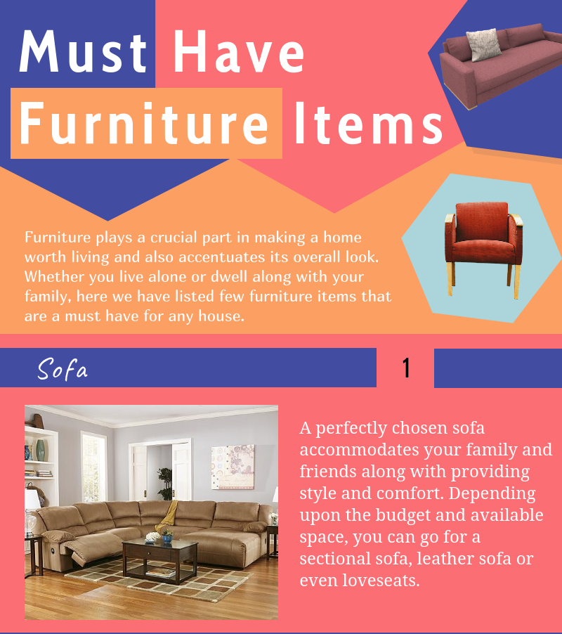 Ashleys Furniture Killeen Tx: Must Have Furniture Items