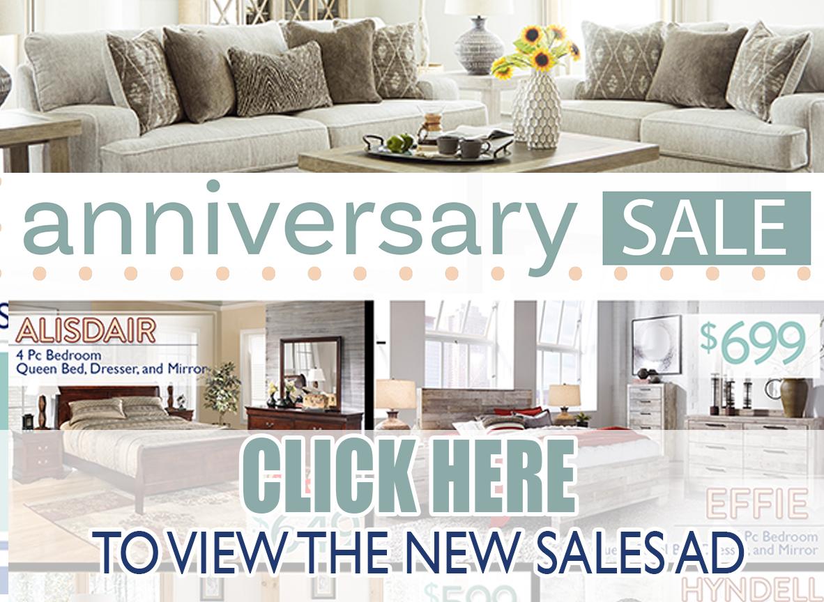 Semi Annual Sales – button